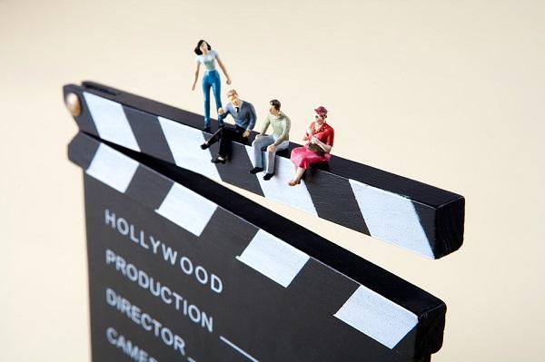 sharing movies