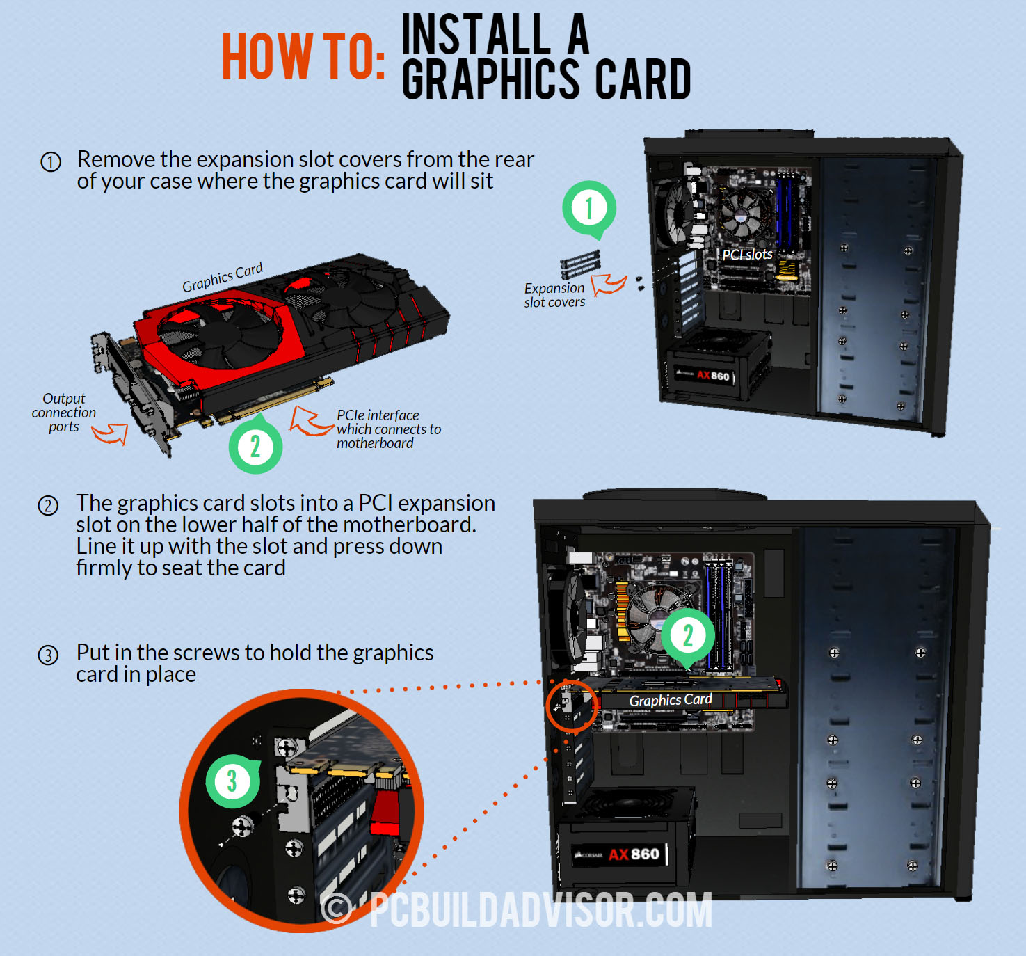 How to Upgrade the Acer Aspire TC-780 Desktop Computer With